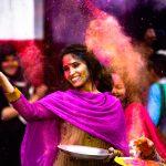 【インドで最も過激?】バラナシのホーリーがカオスすぎて最高!
