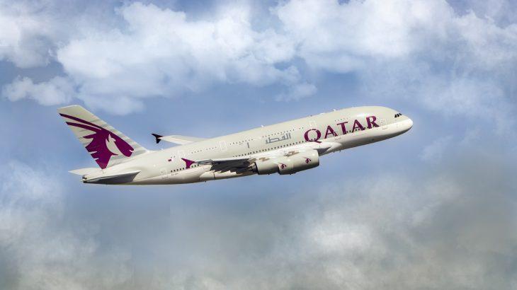 カタール航空エコノミー搭乗記!評判以上に快適な世界一のエアライン