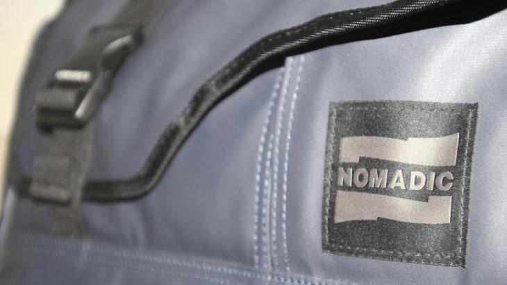 【機能性最強】NOMADICの3wayトートバッグを使ってみた