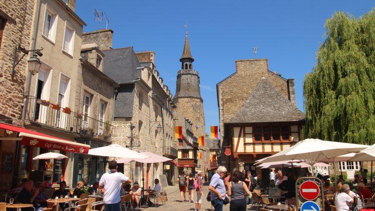 【おすすめ】ブルターニュ観光で訪れたい!中世の街「ディナン」