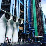 【パリのおすすめ図書館】WIFIと電源付!ポンピドゥーセンター