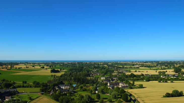 ブルータニュ観光におすすめ!穴場絶景スポット「Mont-Dol」