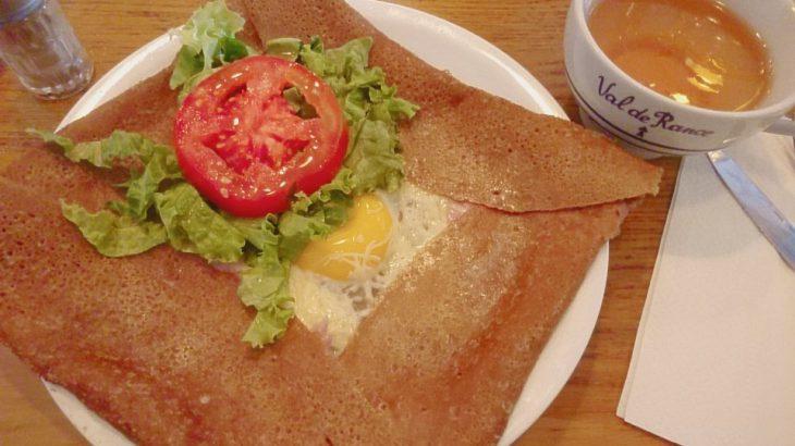 【パリの穴場レストラン】ガレットのランチセットが10ユーロ!