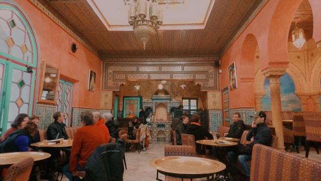 【パリのモスク】異国情緒溢れるカフェでおしゃれなティータイム!