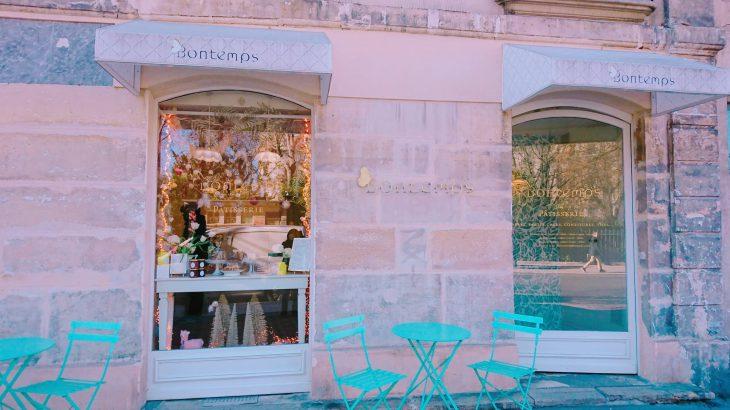 パリで今話題のおしゃれパティスリー「Bontemps」【おすすめ】